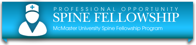 dr cenic spine fellowship